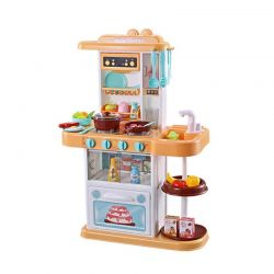 Παιδική Κουζίνα 72 x 51.5 x 23.5 cm με Αξεσουάρ Hoppline HOP1001150