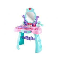 Παιδική Τουαλέτα Ομορφιάς με Αξεσουάρ 66 x 44 x 28 cm Hoppline HOP1001156