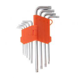 Σετ Κλειδιά Allen Torx Hex 18 τμχ Kraft&Dele KD-10297