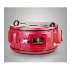 Φορητός Φούρνος με Θερμοστάτη έως 320 °C και Ταψί 45 cm 1300 W ERENDEMIR EF-355XL