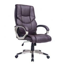 Καρέκλα Γραφείου 70 x 58 x 114-124 cm HOMCOM 5550-3300BR