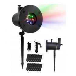 Προβολέας LED με 12 Εφέ Φωτισμού 6 W SPM 9578