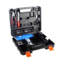 Κουρευτική Μηχανή Ρεύματος για Κατοικίδια με Αξεσουάρ σε Βαλιτσάκι Bass Polska BP-8582
