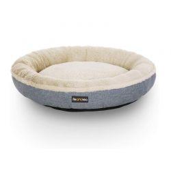 Κρεβάτι Σκύλου 65 x 12 cm Χρώματος Γκρι Feandrea PGW65G