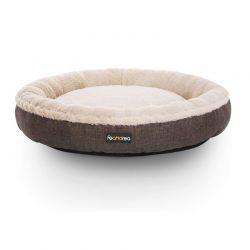 Κρεβάτι Σκύλου 65 x 12 cm Χρώματος Καφέ Feandrea PGW65C